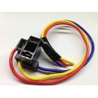 VLT013A reparatie stekker koplampbol H4/R2