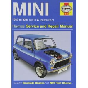 GER103A Haynes reparatie handboek